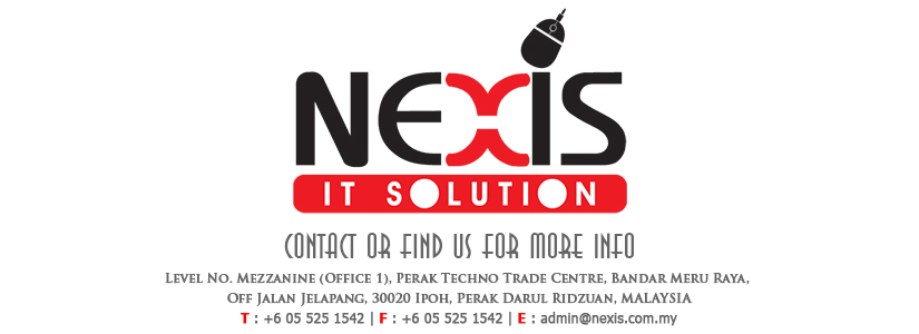 Contact or find Nexis IT Solution.