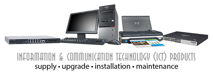 Nexis IT Solution ICT suplly, install, upgrade and maintenance.